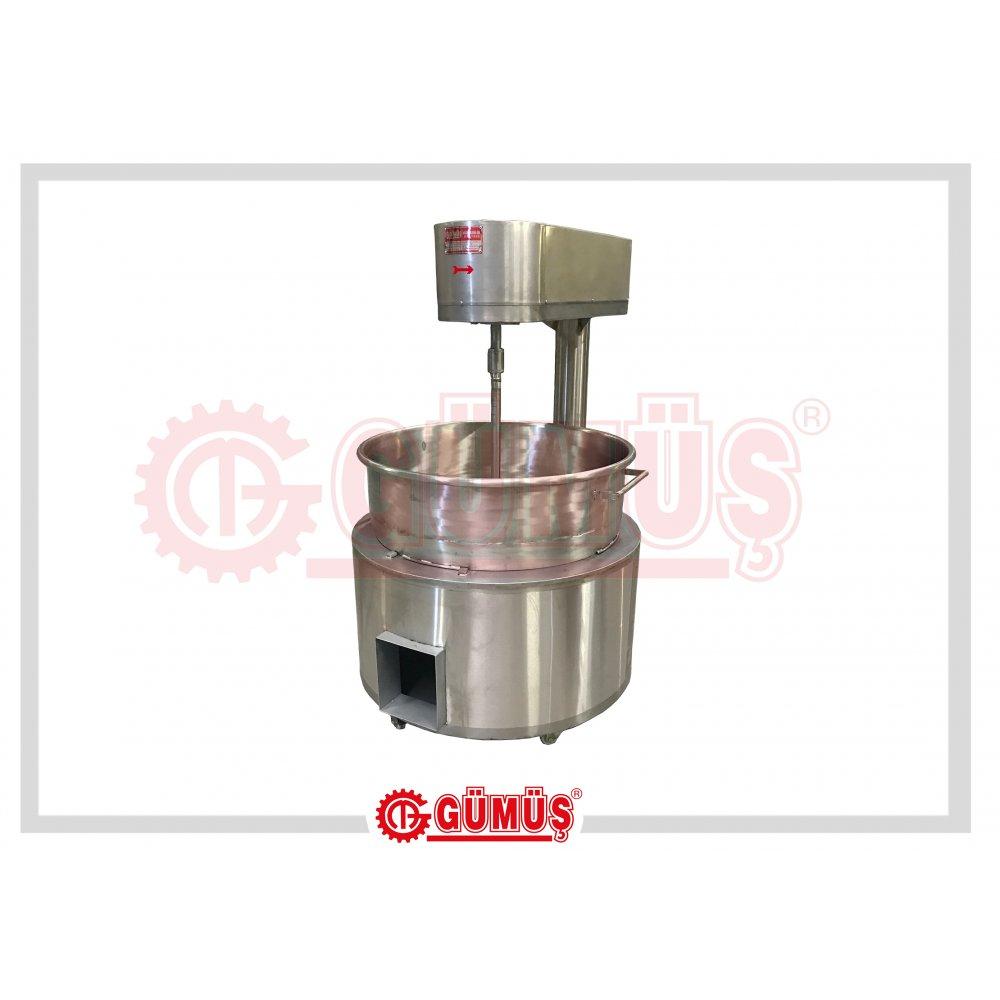 Elle Almalı Lokum Pişirme Makinesi