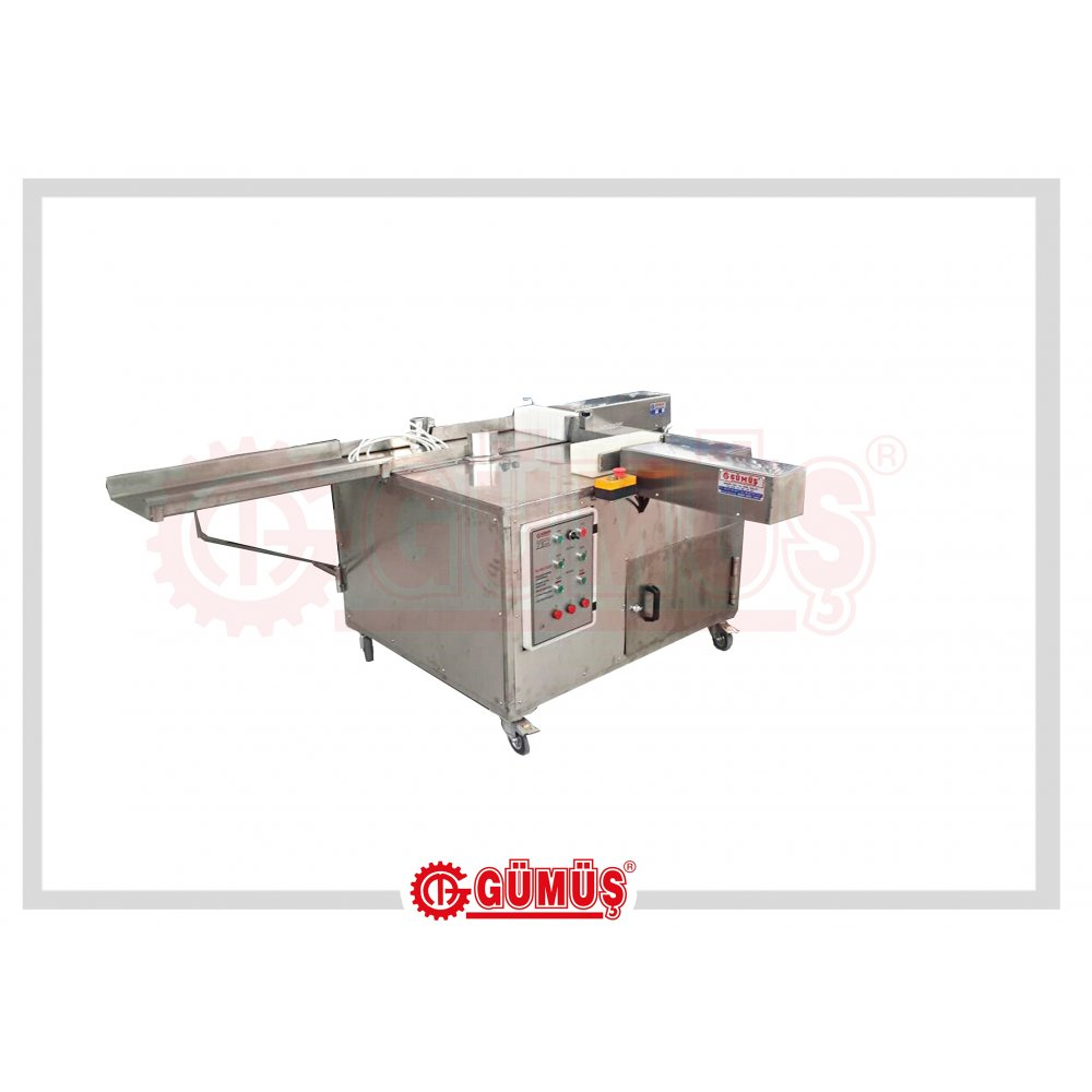 Automatic Halva Cutting Machine