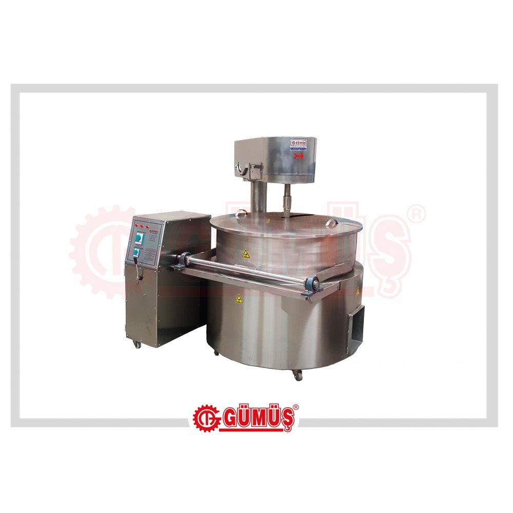 Turkish Delight Cooking Machine Gas Operated