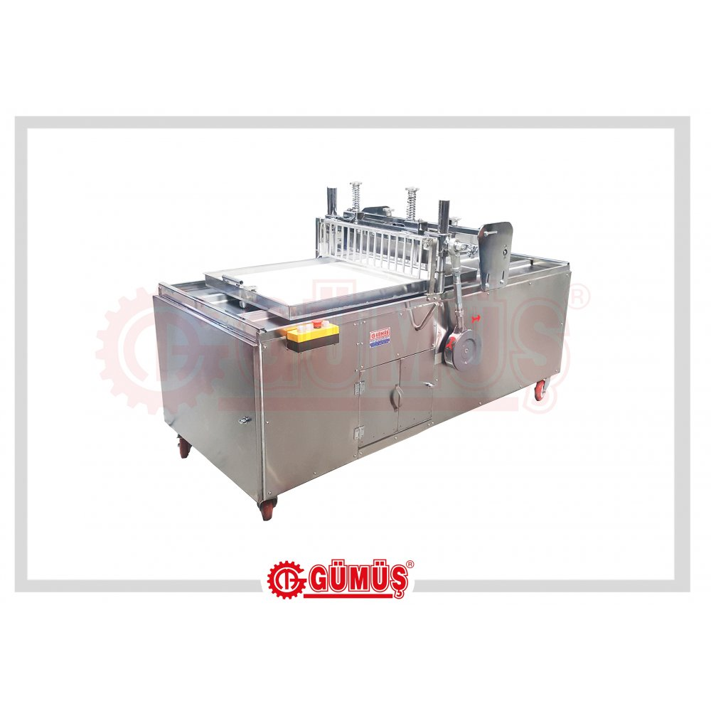 Manual Turkish Delight Cutting Machine